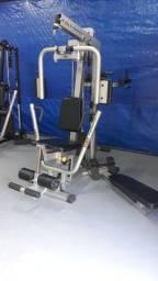 Lote aparelhos fitness