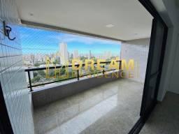 - Excelente apartamento em casa forte de 207 m², 4 suítes, andar alto, lazer completo