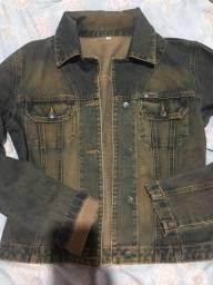Título do anúncio: Jaqueta Jeans M