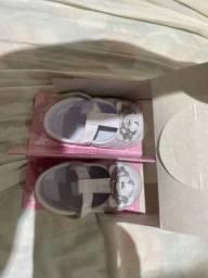Sapatos para bb