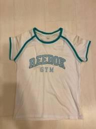Camiseta reebok - Tamanho M
