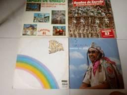 Discos de vinil LPs