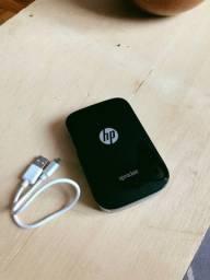 HP sprocket  revela foto