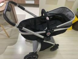 Carrinho de bebê Dardará Giro 360°