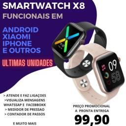 SMART WATT  X8 100 R$