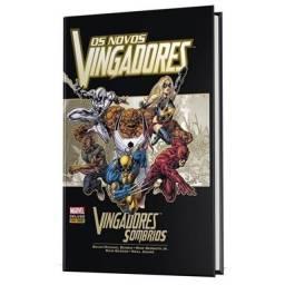 Livro: Os Novos Vingadores - Vingadores Sombrios (capa dura)