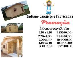 Kit para casas pré fabricadas