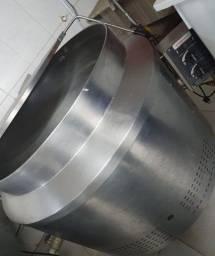 Título do anúncio: Caldeira Mobinox 300 kg a gás