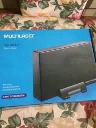 Título do anúncio: HD externo Multilaser