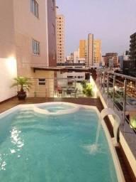 Aluga-se anual apartamento mobiliado no Centro de Balneário Camboriú/SC