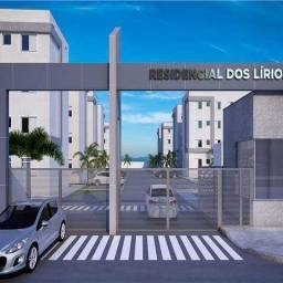 Residencial dos Lírios - Apartamento de 2 quartos em Limeira, SP - ID3979