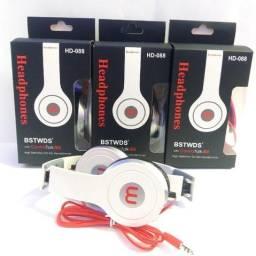 Fone Headphone HD-088 Control Talk Stereo