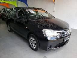 Etios Sedan 1.5 2015 Único dono