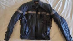 Jaqueta Harley Davidson em Couro - parcelo no cartão e entrego