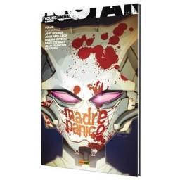 Livro: Madre Pânico - Vol. 2: Sob a Pele (capa Dura)