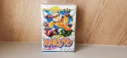 Mangá Naruto do volume 1 ao 8