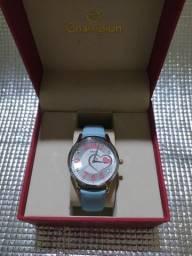 Título do anúncio: Relógio Feminino Skmei Analógico 9085