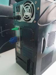 CPU Intel Celeron 2GB de RAM. HD de 160GB. Windows 10