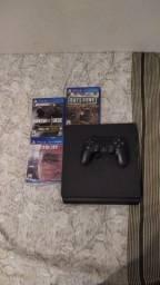 PS4 Slim/Não troco