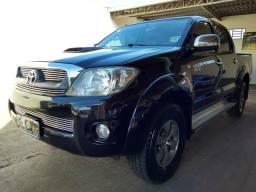 Toyota Hilux Srv 4x4 Aut Raridade!! - 2009