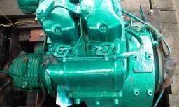 Completocai motor agrale24 completo caixa. base govanizada emperfeito estado