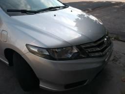 Honda City 12/13 Automático - 2013