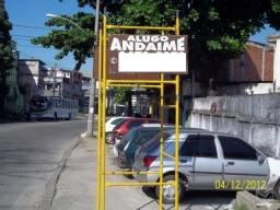 Alugo Andaimes R 15,00 (a partir metro) Com Pranchas Metálicas E Rodas