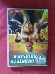 DVD original Quarteto fantástico