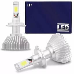 Kit lampada Super Led Carro/Moto 35w 3100Lm