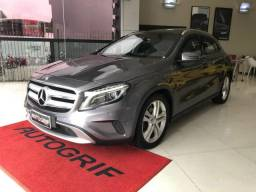 MERCEDES-BENZ GLA 200 1.6 CGI VISION 16V TURBO 4P 2015 - 2015