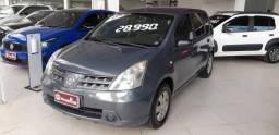 NISSAN LIVINA 2011/2012 1.6 16V FLEX 4P MANUAL