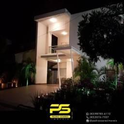 Casa com 4 dormitórios à venda, 480 m² por R$ 1.400.000 - Portal do Sol - João Pessoa/PB