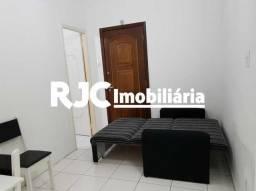 Apartamento à venda com 1 dormitórios em Centro, Rio de janeiro cod:MBAP10877