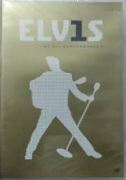 Dvd Elvis hit #1 performances lacrado