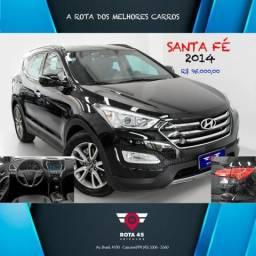 Hyundai Santa Fe 3.3L V6 4x4 (Aut) 5L 2014/2014 - 2014