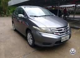 City Sedan LX 1.5 Flex 16V Aut - 2013