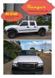 Ranger 3.0 XLS Power Sroke Diesel- 2005 (R$ 23 mil - leia o anuncio) - 2005