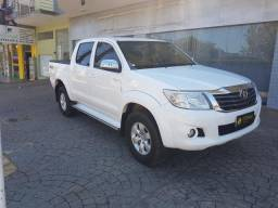 Hilux SRV 2.7 Flex At 2015/2015 - 147.000km - 77.900,00 - 2015