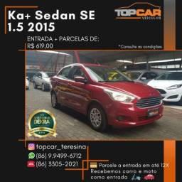 Ka+ Sedan SE 1.5 2015 - 2015