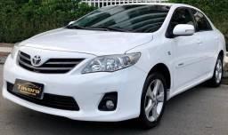 Toyota corolla 2013 xei, automático, blindado, impecável!!!