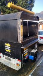 Trailer Hamburgueria FoodTruck