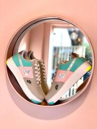 Nike air force colorido