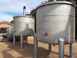 Misturador em aço inox 7 mil litros