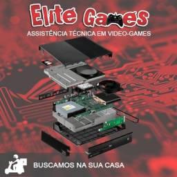 Assistência técnica em video-games Manutenção em Manetes