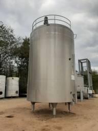 Misturador em aço inox 16 mil litros