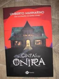 Das Cinzas de Onira - Umberto Mannarino