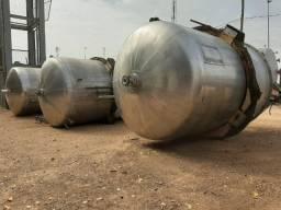 Misturador em aço inox 5 mil litros