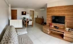 Apartamento com 3/4 sendo 2 suítes nascente próximo da praia