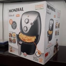 Fritadeira Sem Óleo Air Fryer Mondial - 3,5l ? Preto - 220V
