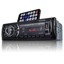 Kit Auto Radio Bluetooth Mp3 Carro